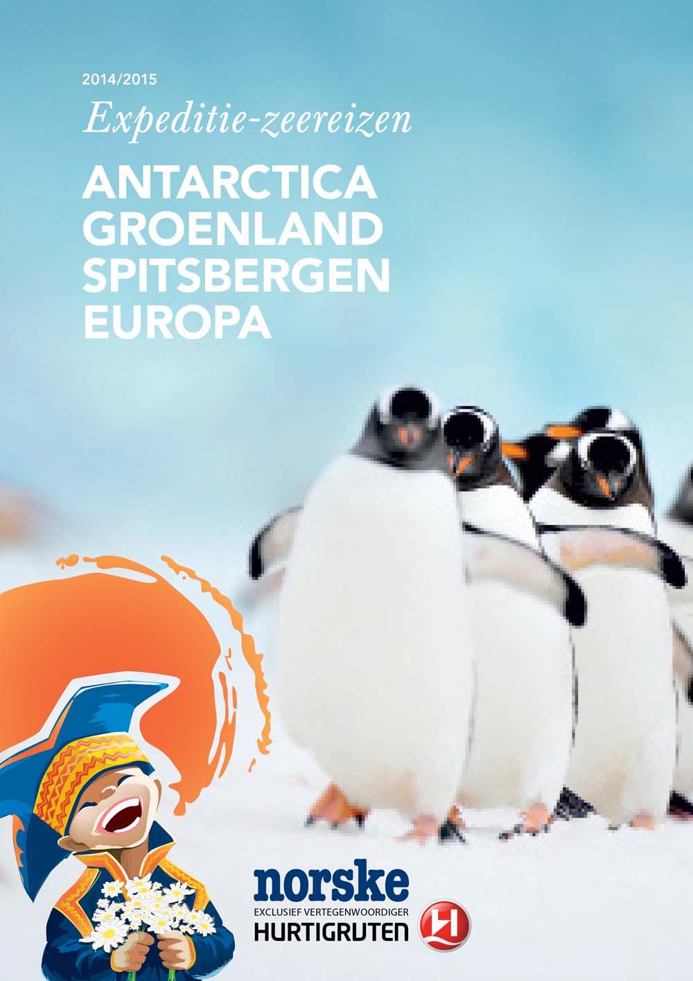 Hurtigruten Expeditie-Zeereizen 2014-2015