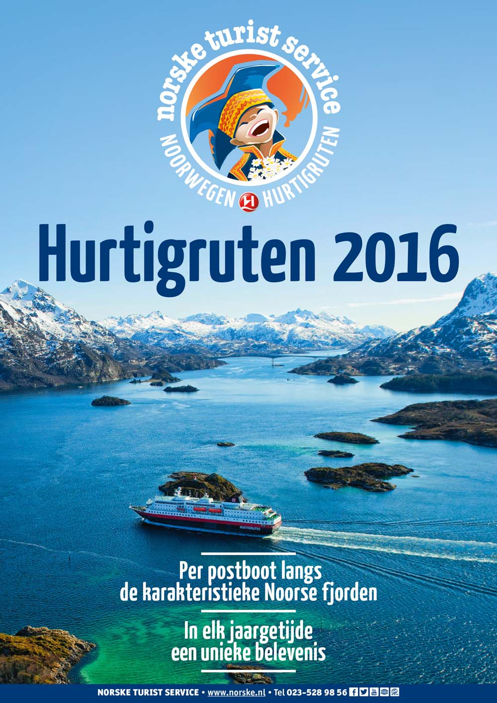 Hurtigruten 2016