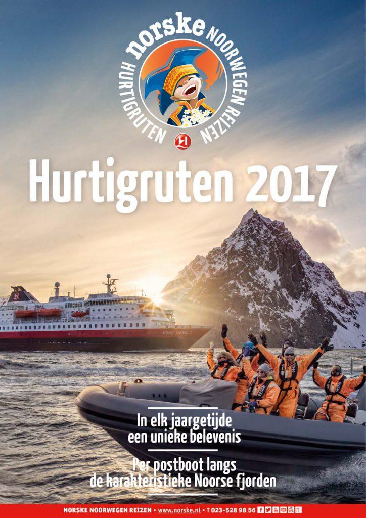 Hurtigruten 2017