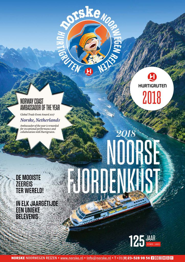 Hurtigruten 2018