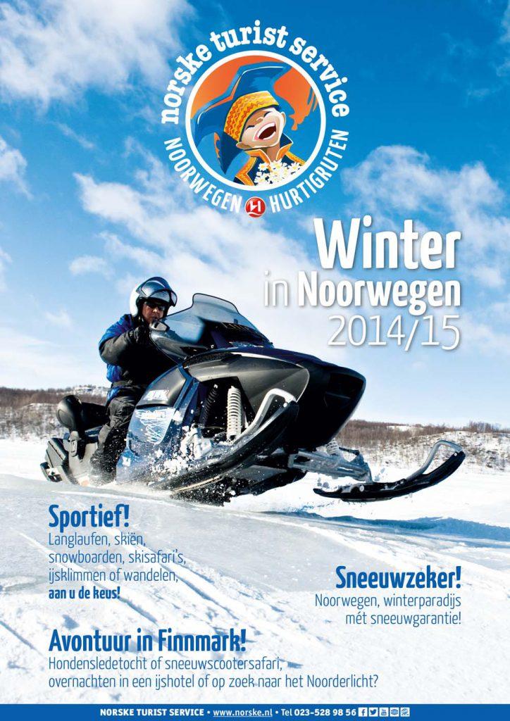 Winter in Noorwegen 2014/2015