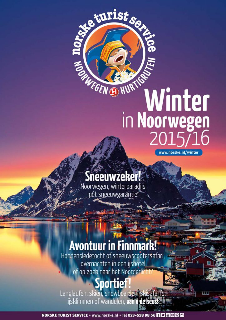 Winter in Noorwegen 2015/2016
