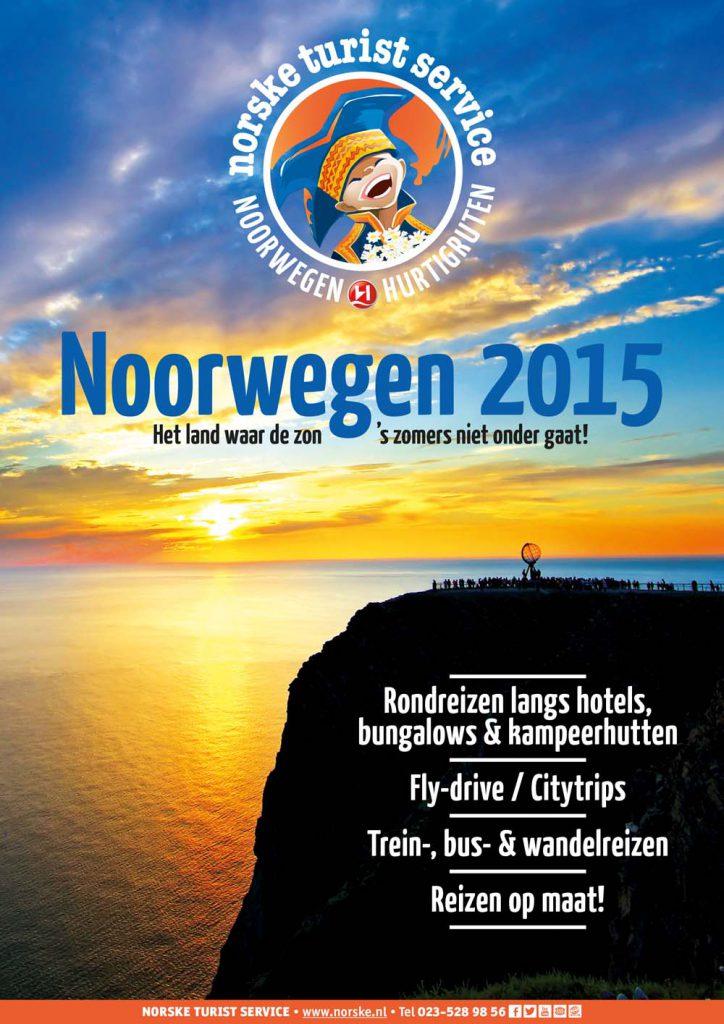 Zomer in Noorwegen 2015