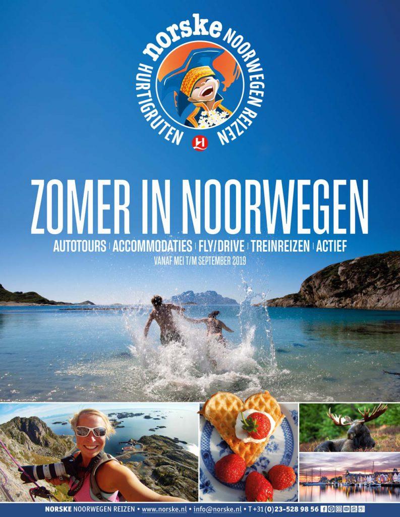 Zomer in Noorwegen 2019